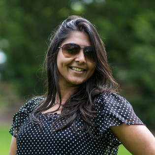 """There is no traffic in Statesboro and I like it here because it is calm."" - Rakhi Trivedi, India"