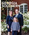 Georgia Southern Eagle Magazine Cover Spring 2019