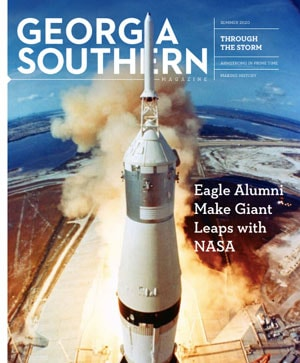 Georgia Southern Magazine Cover Fall 2019
