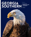 Georgia Southern Eagle Magazine Cover Fall 2018