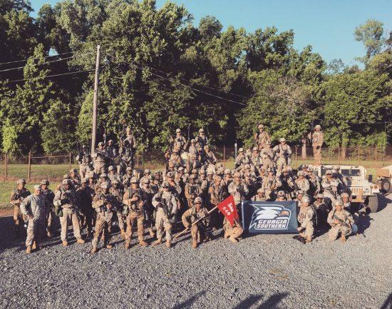 Georgia Army National Guard members are True Blue