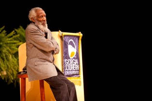 01-12 Georgia Southern University Welcomes Legendary Civil Rights Activist and Comedian Dick Gregory