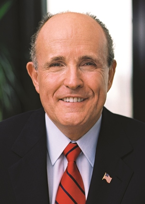 01-17 Former New York City Mayor Rudy Giuliani to Speak at Georgia Southern University