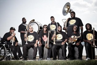 02-10 HOT 8 BRASS BAND to Perform at Georgia Southern University