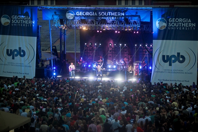 02-16 Georgia Southern University Spring Concert to Feature The Band Perry and The Fray
