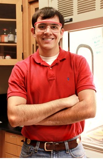 05-02 Georgia Southern University Honors Student Stephen Crooke Selected for National Science Foundation Graduate Research Fellowship