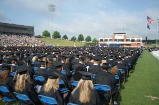 05-08 Georgia Southern University Celebrates Largest-Ever Graduation