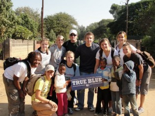 05-25 Georgia Southern University Students and Faculty to Study and Serve in Botswana