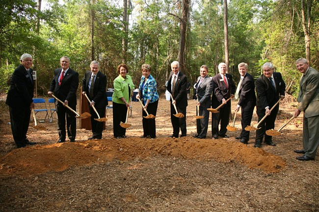 06-10 Georgia Southern University Breaks Ground on $37 Million Biological Sciences Building