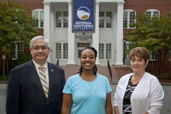 09-06 Three Georgia Southern University Faculty Named 2012 Governor Teaching Fellows