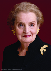 09-07 Georgia Southern University to Begin Ticket Distribution for U.S. Secretary of State Madeleine Albright Event