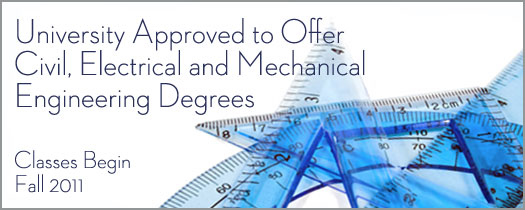 11-09 Georgia Southern University Approved to Offer Civil, Electrical and Mechanical Engineering Degrees
