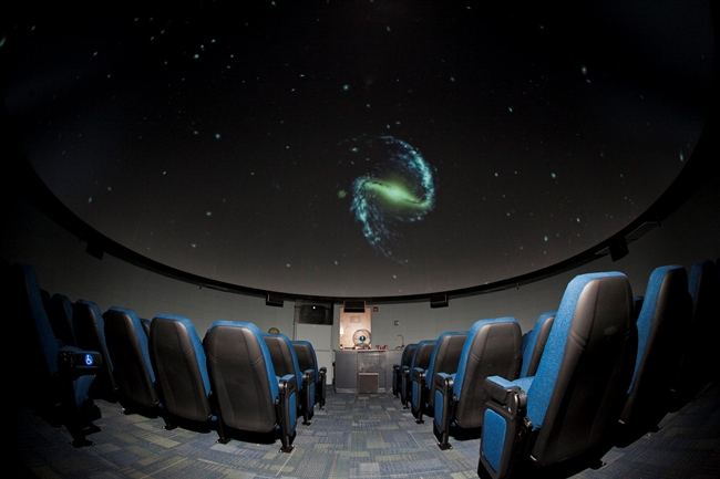 12-05 Georgia Southern Planetarium Hosts Evening of Holiday Music and Stargazing