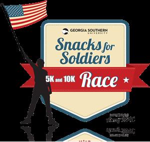 12-11 Recruiting Sponsors for Georgia Southern's ROTC Crawl, Walk, Run