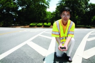 2-26 GS establishes asphalt research lab