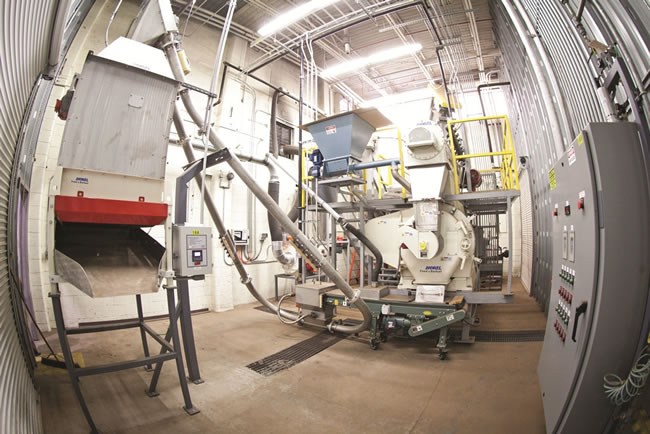 2-7 Herty opens nation's first pilot pellet mill