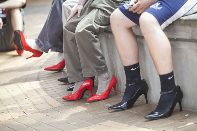 3-19 Georgia Southern to Host Walk a Mile in Her Shoes