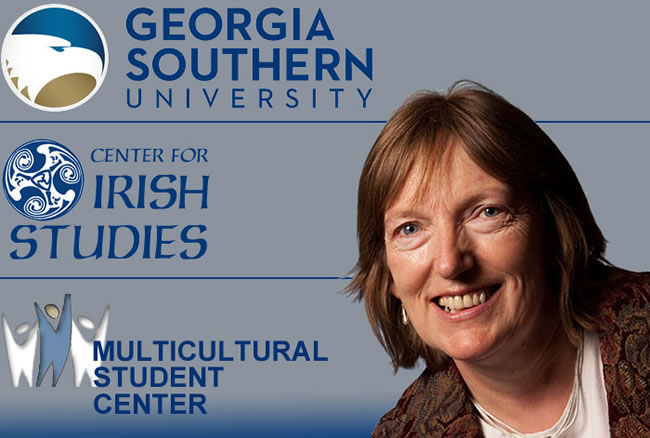 3-22 Irish scholar to speak at GS