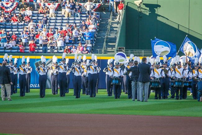 3-26 Southern Pride to Perform at Braves game
