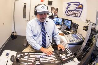 3-8 Georgia Southern Eagles take athletics broadcasts HD