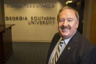 3-8 Georgia Southern human resources leader recognized...