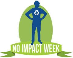 4-4 Reducing carbon footprints during No Impact Week