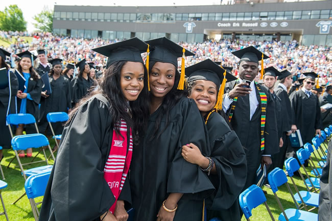 Georgia Southern University Graduates Receive Degrees during Fall Commencement
