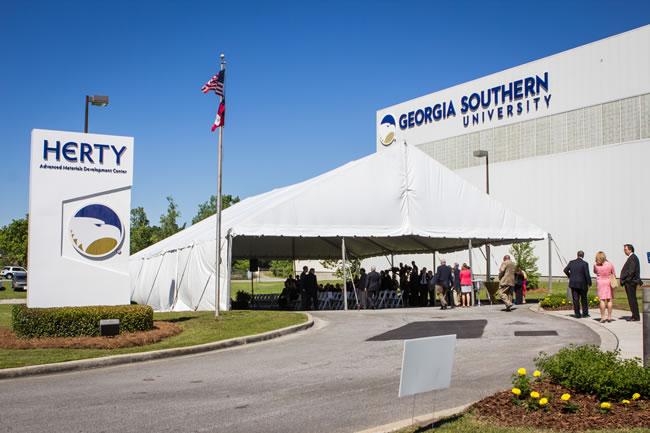 5-8 Herty Advanced Materials Development Center Celebrates 75th Anniversary