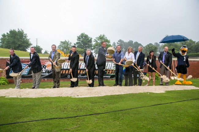6-5 Expansion begins at Paulson Stadium