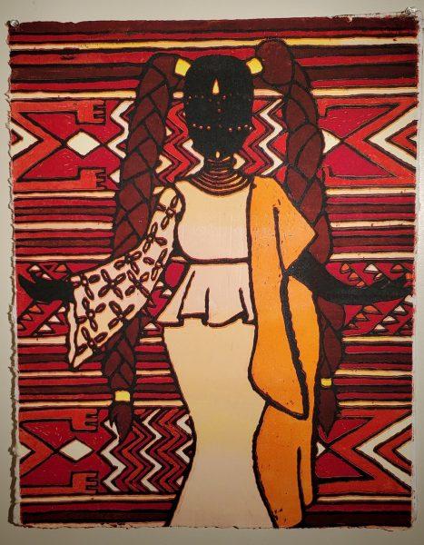 AJ Aremu's artwork