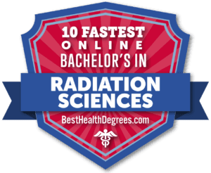 Georgia Southern University's Bachelor of Science in Radiologic Sciences degree has been named among the top 10 fastest online radiation sciences bachelor's programs for 2021 by Best Health Degrees.