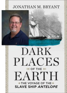 Jonathan Bryant and Book Cover