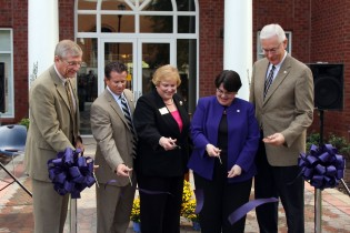 Centennial Ribbon Cutting