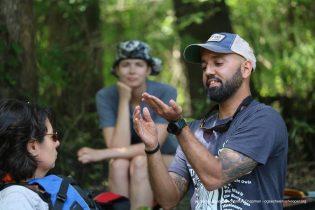 Georgia Southern Associate Professor of Biology Checo Colon-Gaud