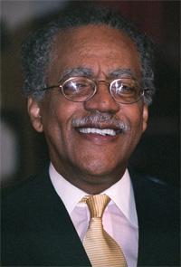Civil Rights Leader Samuel Kyles