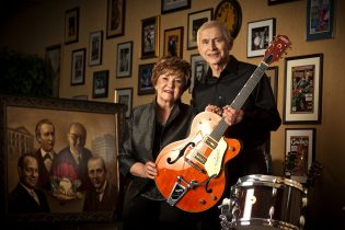 With historic gift and partnership, Georgia Southern names the Fred & Dinah Gretsch School of Music