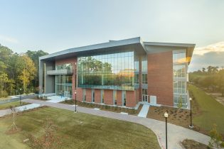 Georgia Southern realizes goal of new Engineering and Research Building to equip students, researchers and industry