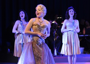 """""""Flipside: The Patti Page Story"""" will be performed at the PAC on Jan. 14."""