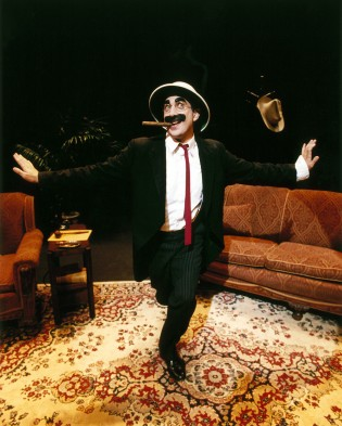 """An Evening with Groucho"" will be performed at the PAC on Saturday, Feb. 1 at 7:30 p.m."
