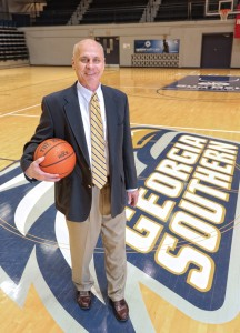New Women's Basketball Head Coach Kip Drown