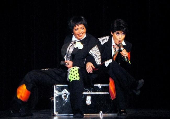 Liza and Judy 5