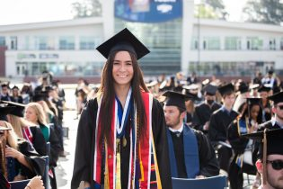 First-generation college graduate, U.S. citizen ready to leave a legacy