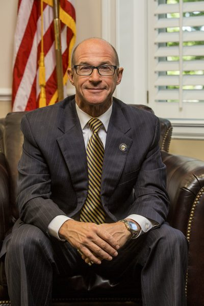 Georgia Southern's 13th President Jaimie Hebert