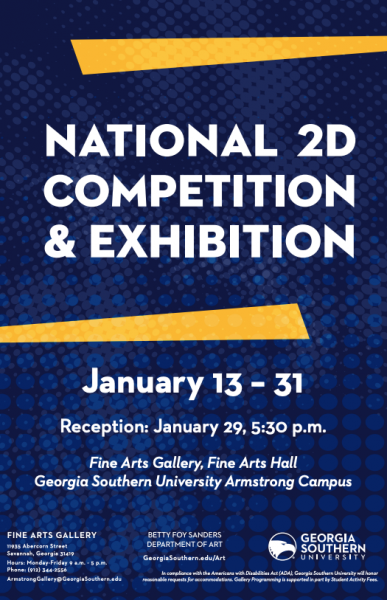 National 2D Competition and Exhibition